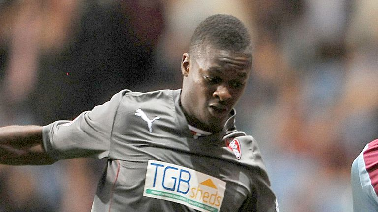 Kieran Agard: One goal, one assist