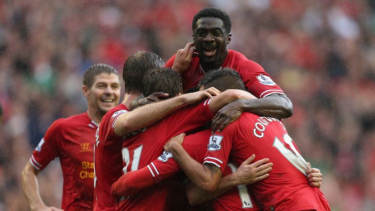 Kolo Toure: Impressed with Liverpool spirit