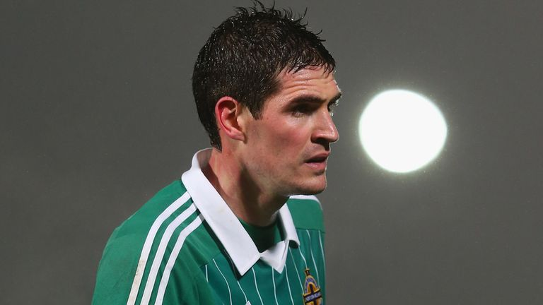 Kyle Lafferty: Encouraging form for Northern Ireland striker