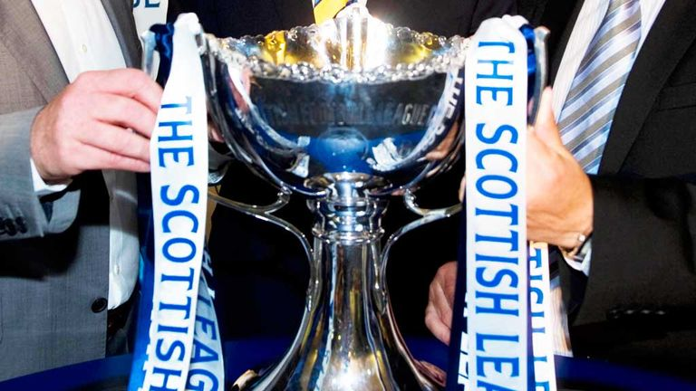 Scottish League Cup: First-round draw has been made