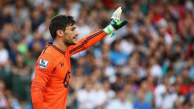 Hugo Lloris: Tottenham goalkeeper focused on Champions League fight