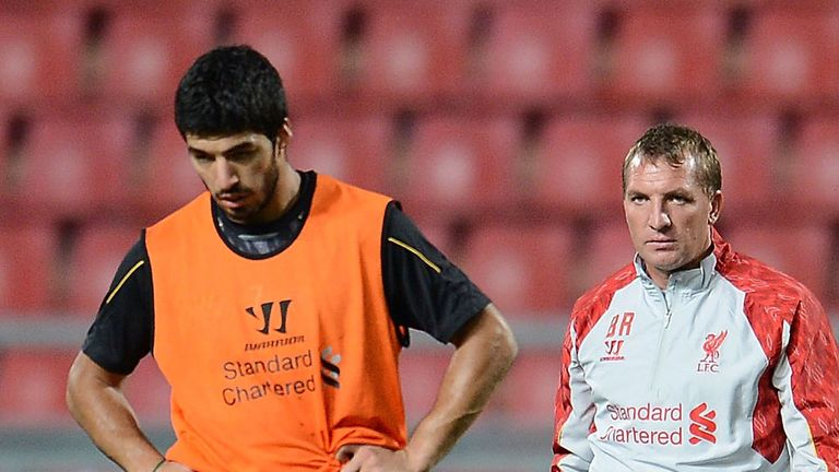 Luis Suarez: Determined to leave Anfield this summer