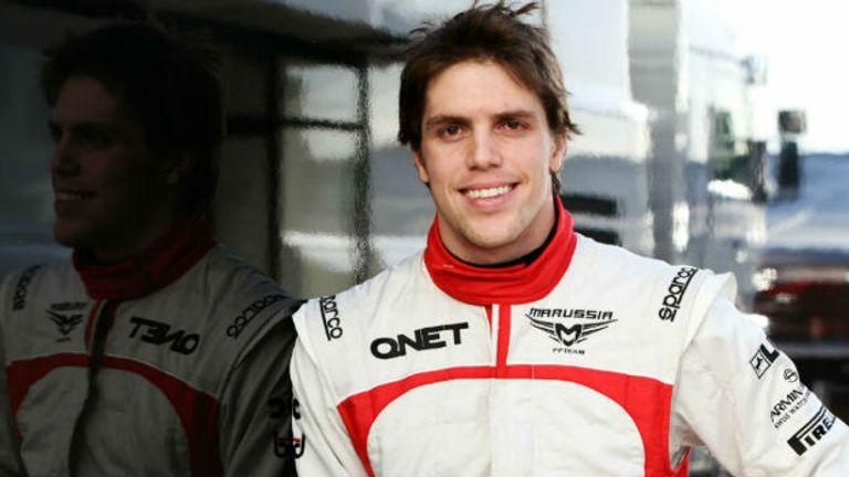 Luiz Razia: Had to vacate Marussia seat