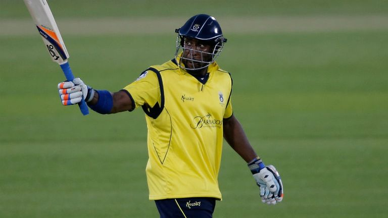 Michael Carberry: Has been in irresistible form in limited-overs cricket this year