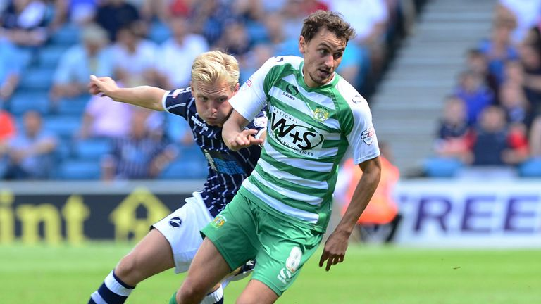 Yeovil made a dramatic start to their Championship with a win at Millwall