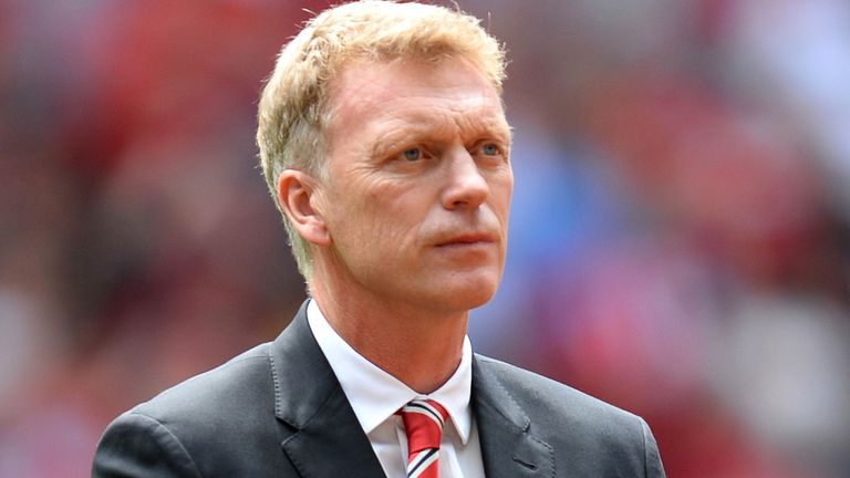 David Moyes: Knows he has to hit the ground running at Manchester United