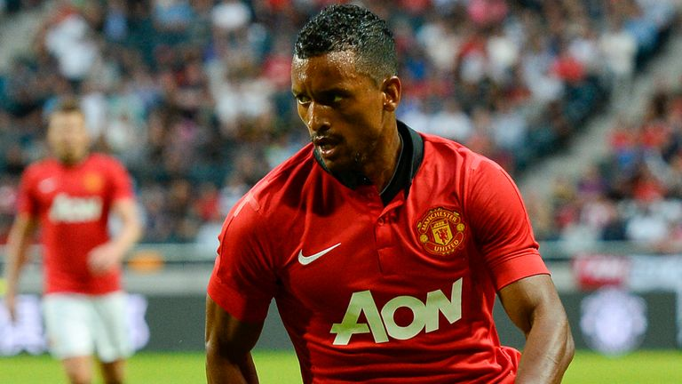 Nani: Manchester United winger has extended his contract at Old Trafford