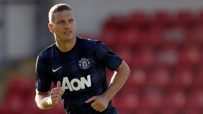 Nemanja Vidic: Pleased to play the whole match