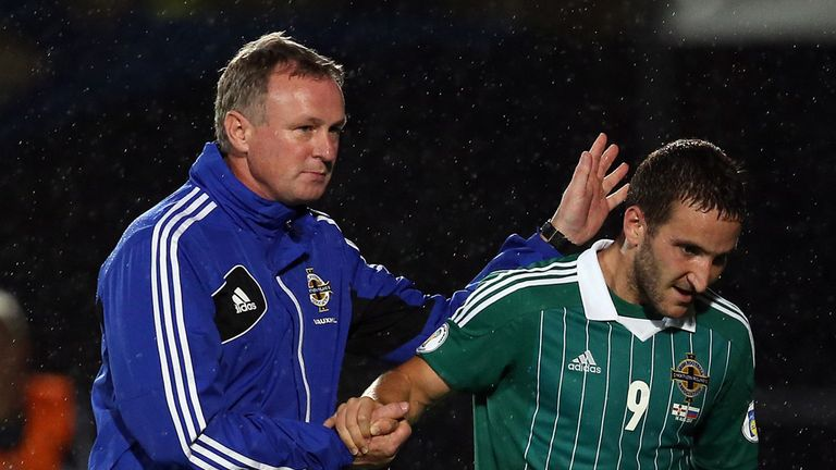 Michael O'Neill: Oversaw a famous victory for Northern Ireland