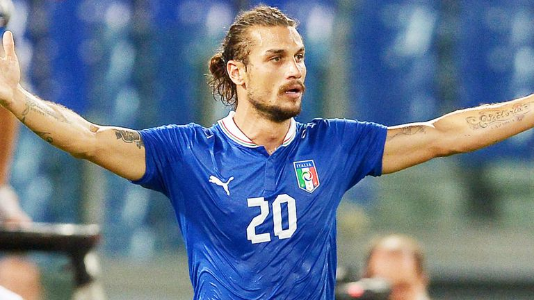 Daniel Osvaldo: Italy international is relishing working with Mauricio Pochettino once more - this time at Southampton
