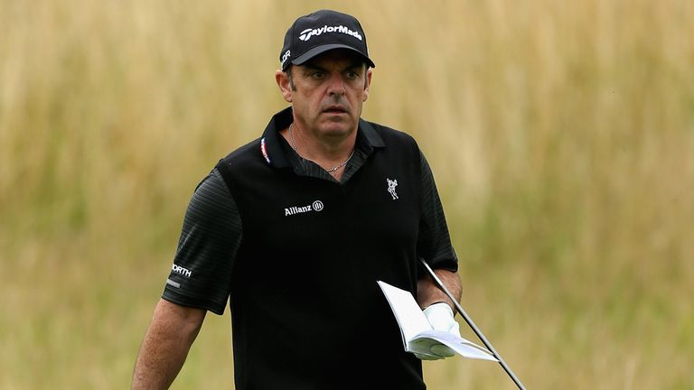 McGinley: will he add Rob to his backroom staff at Gleneagles?