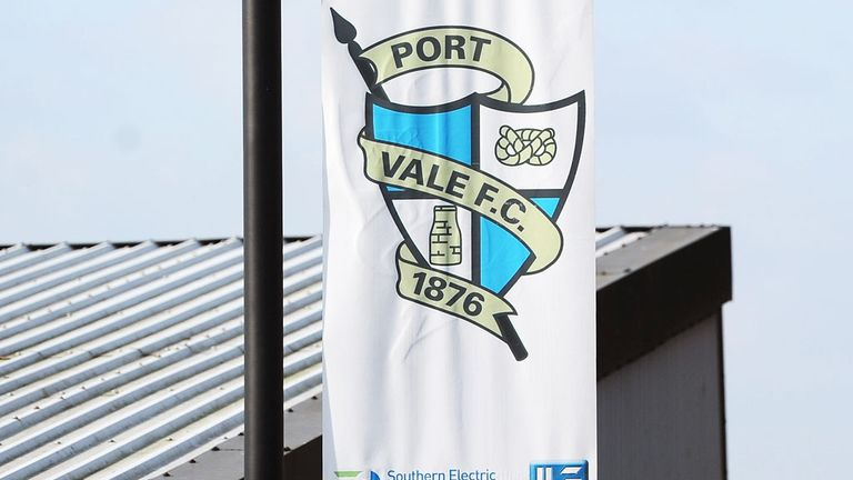 Port Vale are looking into claims of racist chanting against Bradford