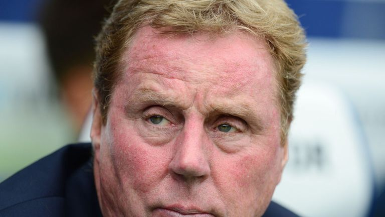 Harry Redknapp: Happy with QPR's performance