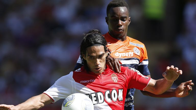 Radamel Falcao: Unlikely to leave Monaco