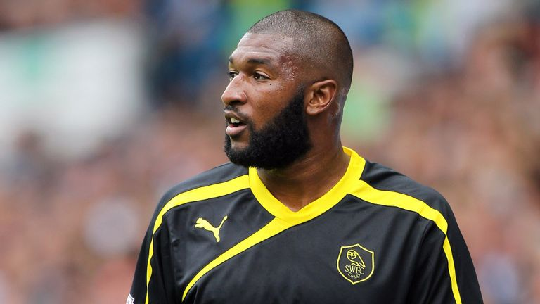 Reda Johnson: Joins up with Coventry