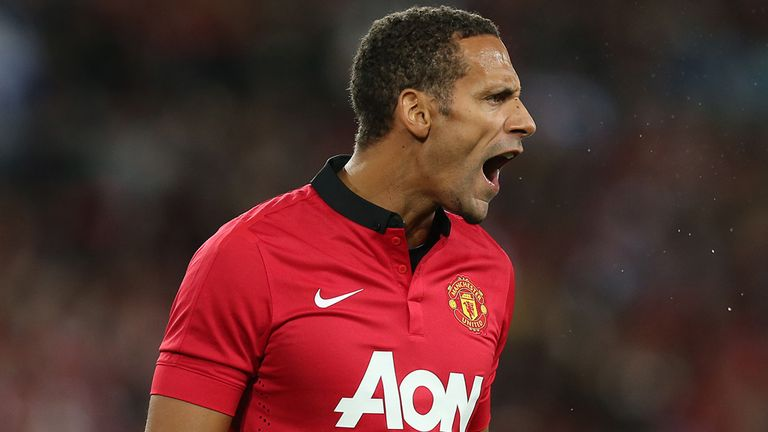 Rio Ferdinand: Ready to take on a new challenge