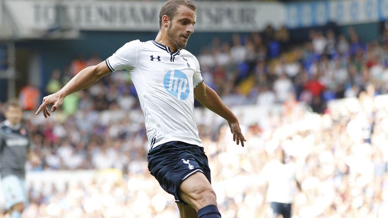 Roberto Soldado: Thrilled about playing in the Premier League