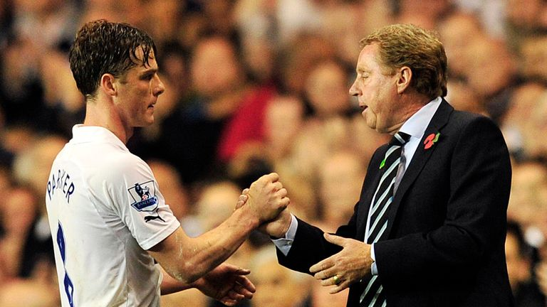 Scott Parker: Could be reunited with Harry Redknapp