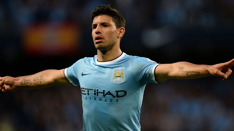 Sergio Aguero: Impressed by Manchester City's summer recruitment