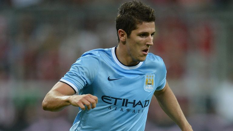 Jovetic: Can come good at Manchester City, says Pellegrini