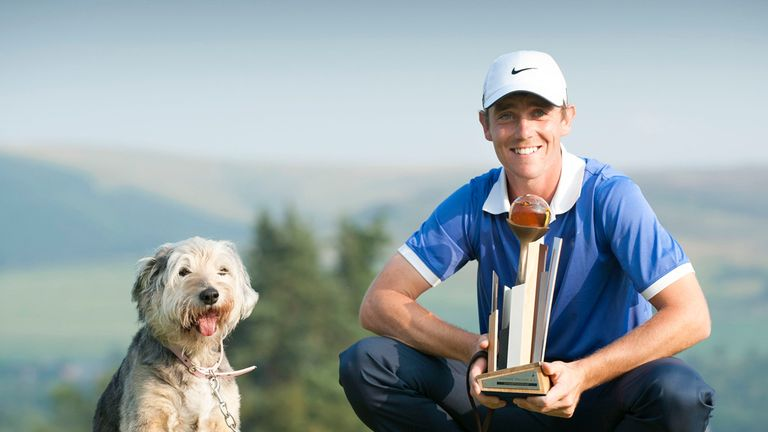 Tommy Fleetwood savoured his maiden European Tour win after a play-off at Gleneagles