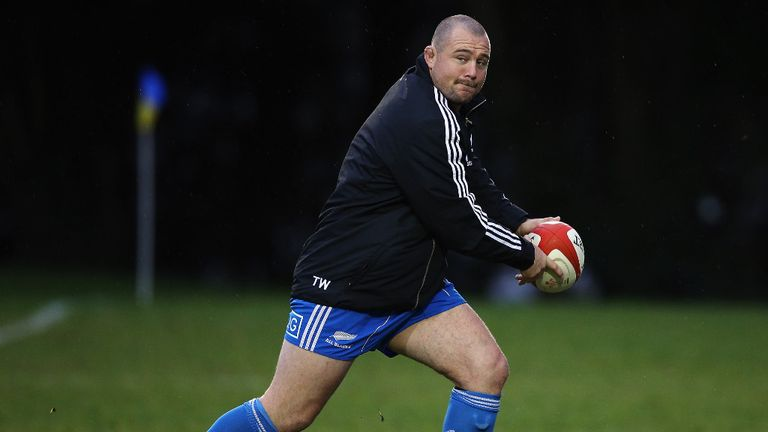 Tony Woodcock: New Zealand prop waiting to learn if he needs surgery
