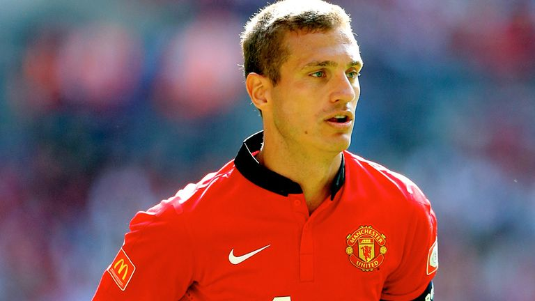 Nemanja Vidic: Confident ahead of new season