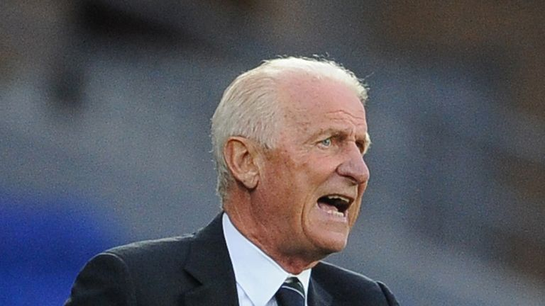 Giovanni Trapattoni: World Cup hopes effectively ended by Austria