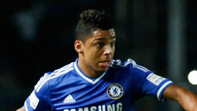 Wallace: Chelsea full-back dreams of playing for Real Madrid