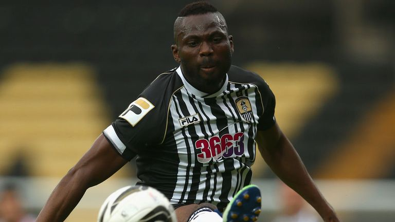 Francois Zoko: New arrival at Broadhall Way