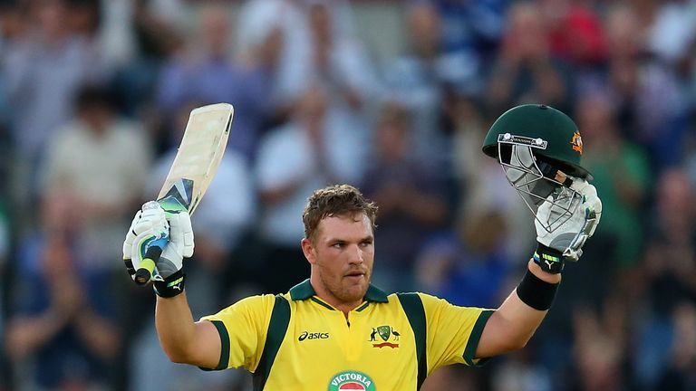 Aaron Finch: Fantastic innings
