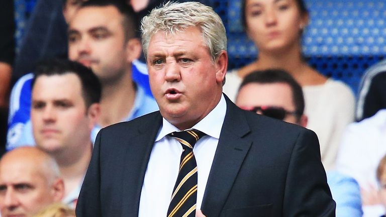Steve Bruce: The Hull City boss praised Chelsea's display