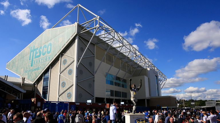 Leeds United: Currently owned by GFH Capital