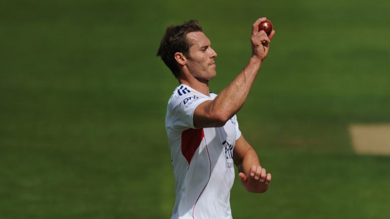 Chris Tremlett: Enjoyed a successful tour last time England were in Australia