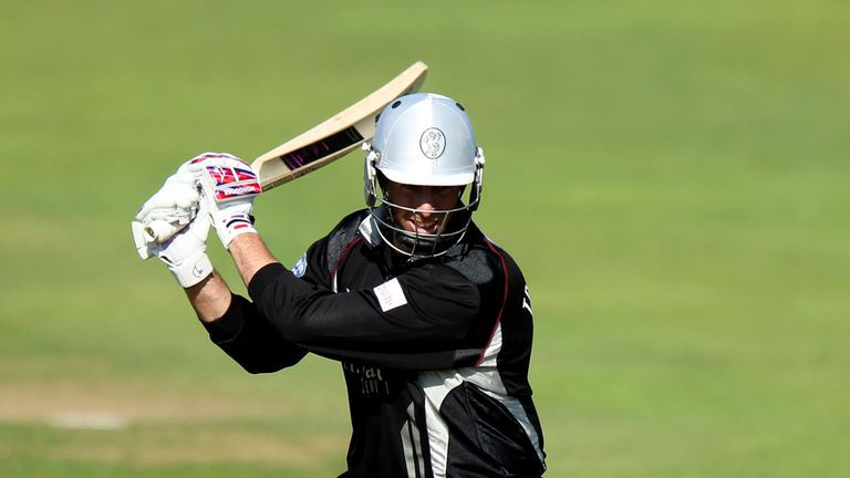 Marcus Trescothick: Wants to carry on as Somerset skipper