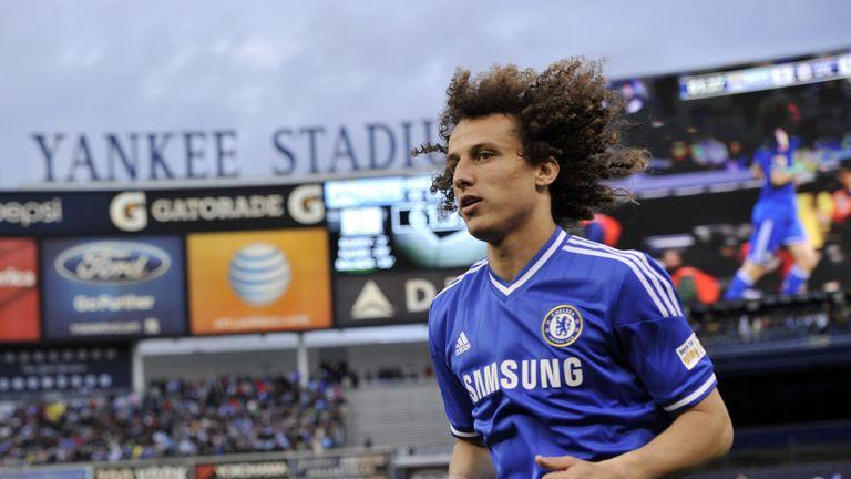 David Luiz: Rejected move to Barcelona