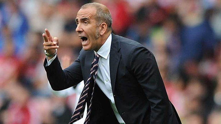 Paolo Di Canio: Happy to have Fletcher back