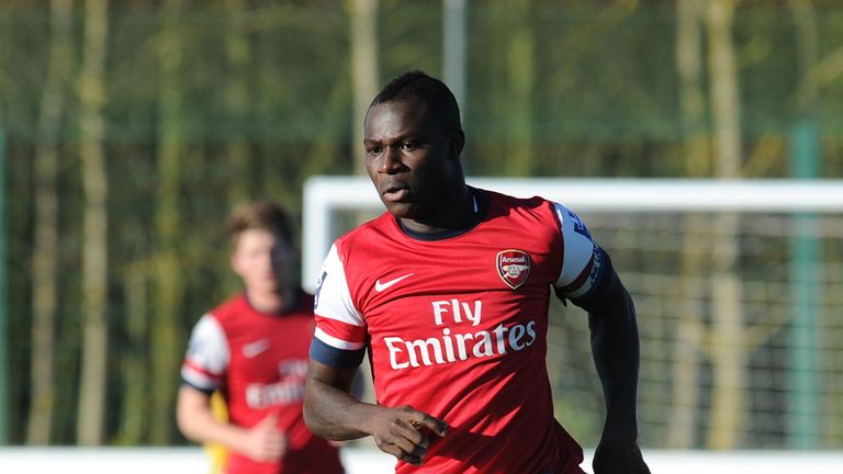 Emmanuel Frimpong: Set to leave Arsenal before close of the transfer window