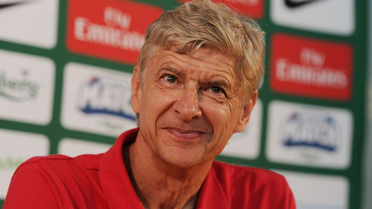 Arsene Wenger: 'This club is special,' admits Arsenal manager