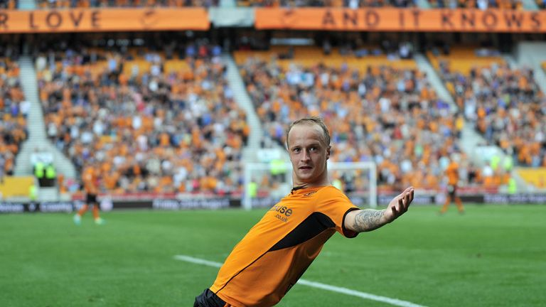 Leigh Griffiths: Hoping to be given a chance at Wembley