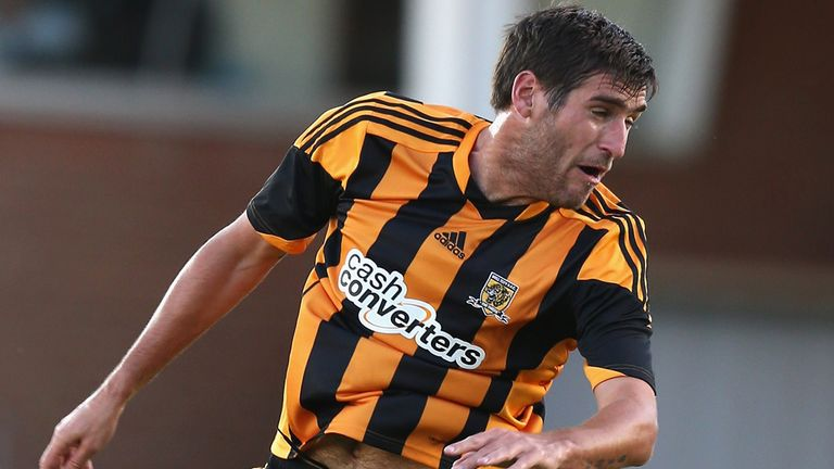 Danny Graham: Confident he can rediscover his form at Hull City