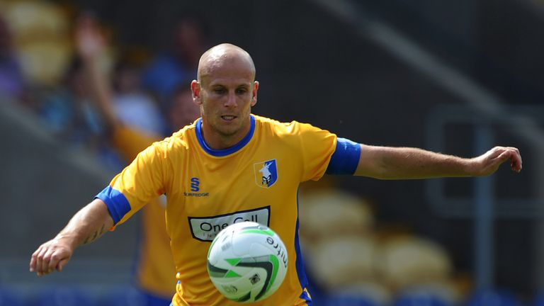 Adam Murray: Mansfield Town captain wants to go out on loan