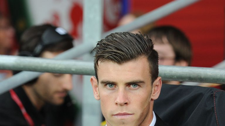 Gareth Bale: On the verge of a world-record move to Real Madrid