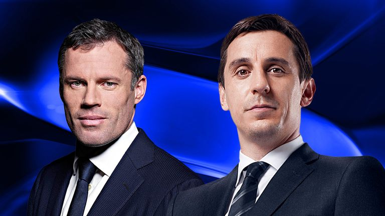 Carragher & Neville: what are they expecting from your team?