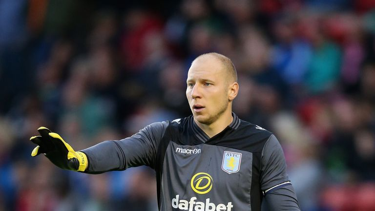 Brad Guzan: Believes Villa are much-improved from last season