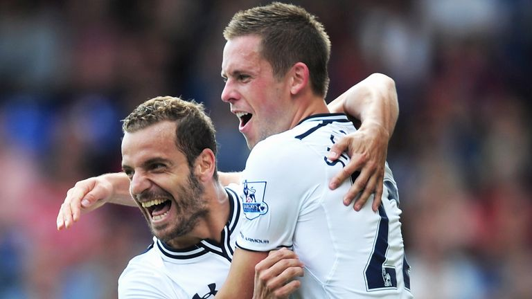 Gylfi Sigurdsson played off Roberto Soldado but is he the genuine playmaker Tottenham need?