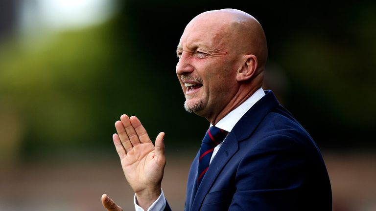 Ian Holloway: Frustrated with his media personna