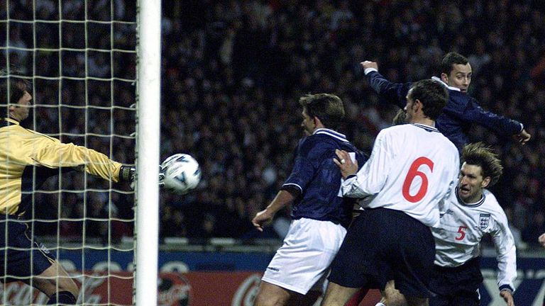 Don Hutchison: Heads the winner at Wembley in 1999