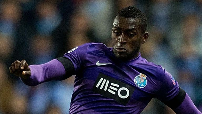 Jackson Martinez: The striker has hinted at a FC Porto exit