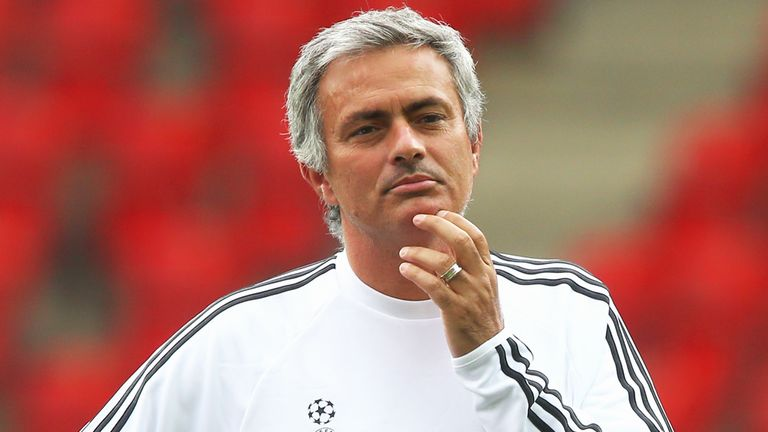 Jose Mourinho will be looking to take Chelsea top of the table on Saturday